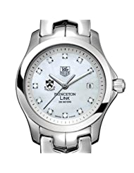 Princeton University TAG Heuer Watch - Women's Link with Mother of Pearl