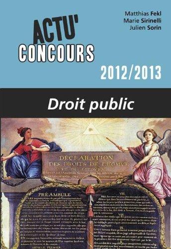 Les sources constitutionnelles du droit administratif dissertation