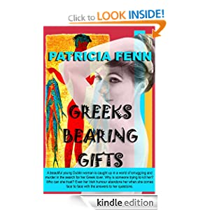 Greeks Bearing Gifts (The Atlantis Trilogy) Patricia Fenn