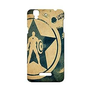 G-STAR Designer Printed Back case cover for Micromax Yu Yureka - G4892