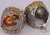 2016 Cleveland Cavaliers LeBron James Replica NBA Finals Champions Championship Ring Size 10