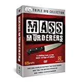 Mass Murderers: Charles Whitman / The Boston Strangler / Charles Manson [DVD]