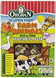 Gluten Free Farm Animals, Rice & Corn Vegetable Pasta, 7.0 oz (200 g)
