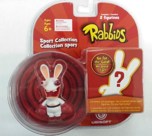 Rabbids in Sports - Boxing Figure / Plus One Mystery Figure