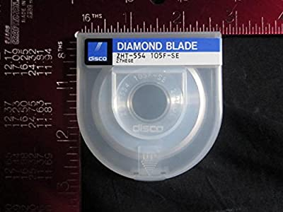 Disco Zht-554-105F-Se-27Hege Diamond Blade