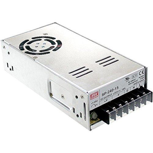 Module d'alimentation AC/DC, fermé Mean Well SP-240-24 24 V/DC 10 A 240 W