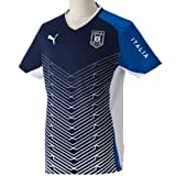(プーマ)PUMA サッカー イタリア 半袖トレーニングTシャツ[メンズ]