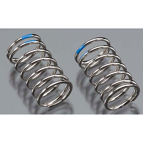 Traxxas 7245A Shock Springs, Blue, 1/16 Grave Digger