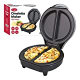 Electric 700W Omelette Maker Frying pan Egg Cooker Non Stick Breakfast Kitchen