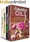 Natural Remedies Box Set (4 in 1): Es...