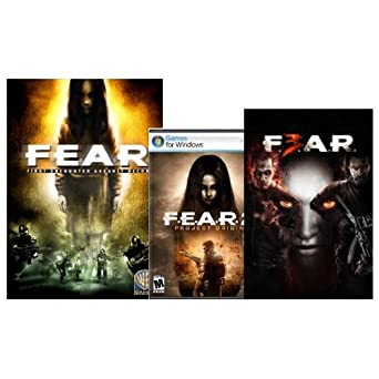 F.E.A.R Ultimate Pack [Online Game Code]