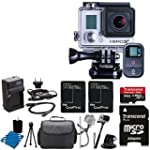 GoPro HERO3+ Black Edition Camera HD...