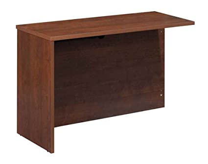 Embassy Reversible Return Desk (Tuscany Brown)