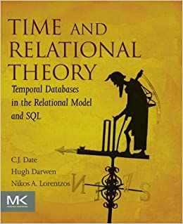couverture du livre Time and Relational Theory