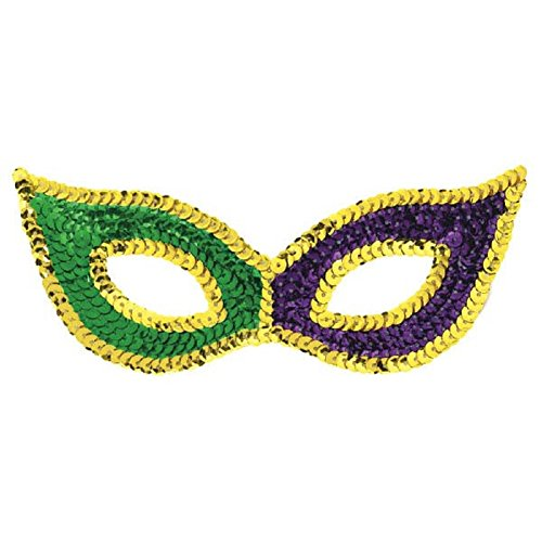 mask cat sequin - 1