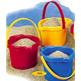 Small World Toys Sand & Water - Bucket (Colors Vary)Small World Toys Sand & Water - Bucket (Colors V