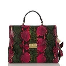 Delphine Rose Business Bag<br>Multi Anaconda