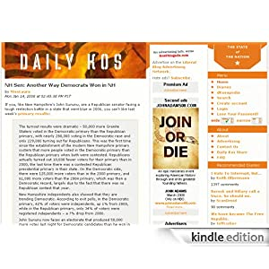 Amazon.com: Daily Kos: Kindle Store