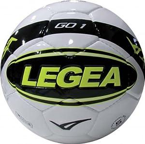 pallone Calcio GO 1 LEGEA Misura/size N°4 Ottima Qualità-Prezzo, Taglia: N°4