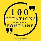 100 citations de Jean de La Fontaine | Jean de La Fontaine