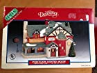 Lemax Village Collection - Dickensvale - #55165 - Elm Tree Inn - Porcelain Lighted House