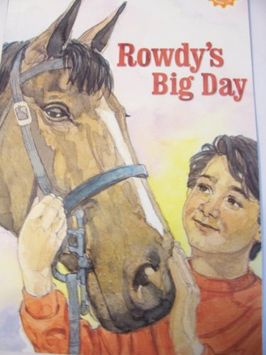 Rowdy's Big Day (Reading Discovery Level 2) - 1