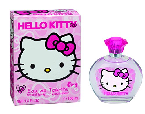 Hello-Kitty-Eau-de-Toilette-Spray-34-Ounce-For-Women