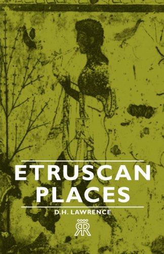 Lawrence,D.H. - Etruscan Places