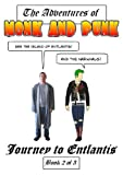img - for Monk and Punk: Journey to Entlantis: Book 2 book / textbook / text book