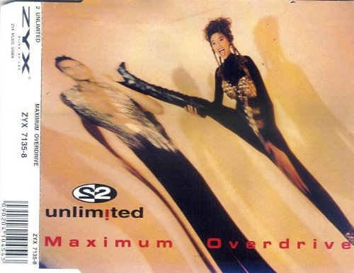 Maximum Overdrive (Maxi-CD)