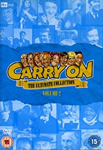 Carry On The Ultimate Collection Vol 2 10 Disc Set