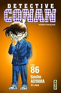 Détective Conan Edition simple Tome 86