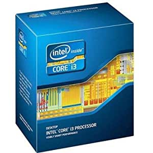 Intel Core i3-2100 Dual-Core Processor 3.1 GHz