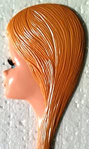 """Dawn Doll 1970 DAWN Doll Hand Painted Hand Held CAMEO MIRROR (7"""" Tall) at Sears.com"""