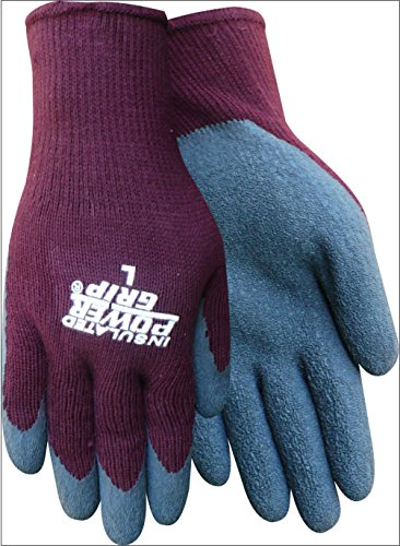 Red Steer Gloves : Red steer a bg m women s insulated powergrip rubber
