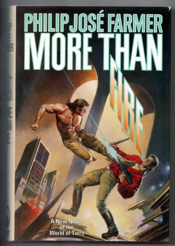 More Than Fire: A World of Tiers Novel (Red Orc)