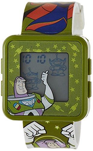Disney Disney Digital Multi-Color Dial Boys's Watch - TSSQ797-01C (Multicolor)