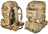Search : MOLLE II Standard Pack, Desert Camo, Genuine U.S. Military Issue