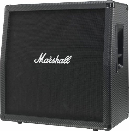 Marshall Mg Series Mg412Cf 4X12 Guitar Speaker Cabinet Slant