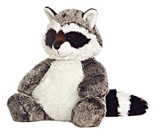 "Aurora World Sweet and Softer 12"" Rocky Raccoon"