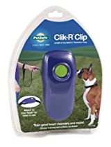 PetSafe/Premier CLIK-R CLIP Leash Attachment Training Tool Dogs Obedience Click