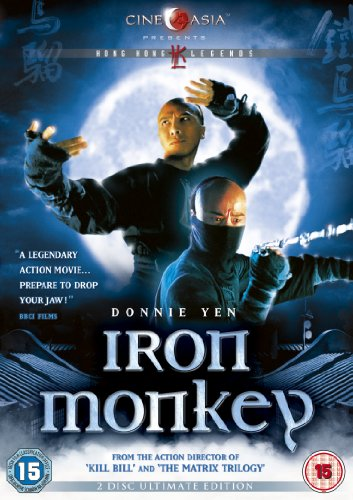 Iron Monkey (2 Disc Ultimate Edition) [DVD]