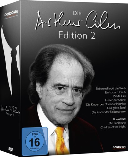Die Arthur Cohn Edition 2 [8 DVDs]