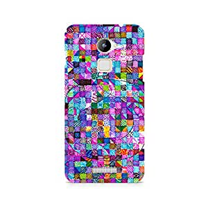 Ebby Sharpie Doodle Premium Printed Case For Coolpad Note 3 Lite