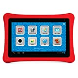 Nabi 2 7-inch Childrens Tablet (Nvidia Tegra 3 1.3GHz, 1GB RAM, 8GB storage, WLAN, BT, Camera, Android 4.0)