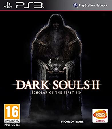 Dark Souls II: Scholar of the First Sin (PS3)