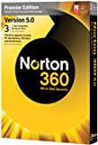 Norton 360 version 5.0 Premier (3 User)