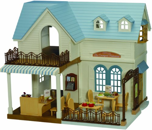 Sylvanian Families The Courtyard Restaurant