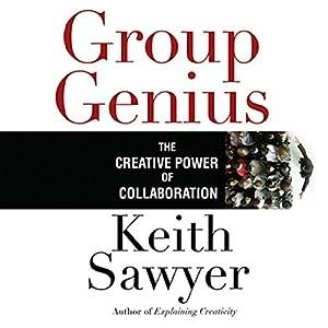 Group Genius Hörbuch