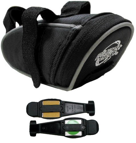 Planet Bike Little Buddy Bicycle Seat Pack With Lunar Levers And Patch Kit front-921076